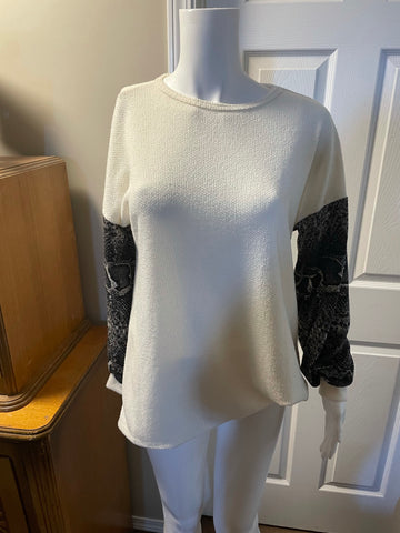 Faux Moto Leggings