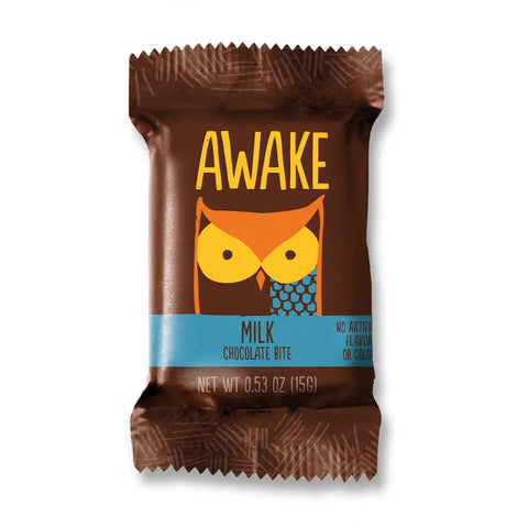 Awake Bites Milk Chocolate