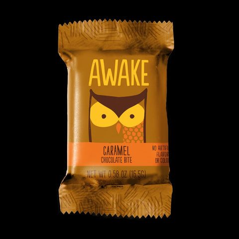 Awake Caramel Chocolate Bite