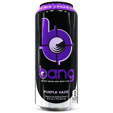 Bang Purple Haze