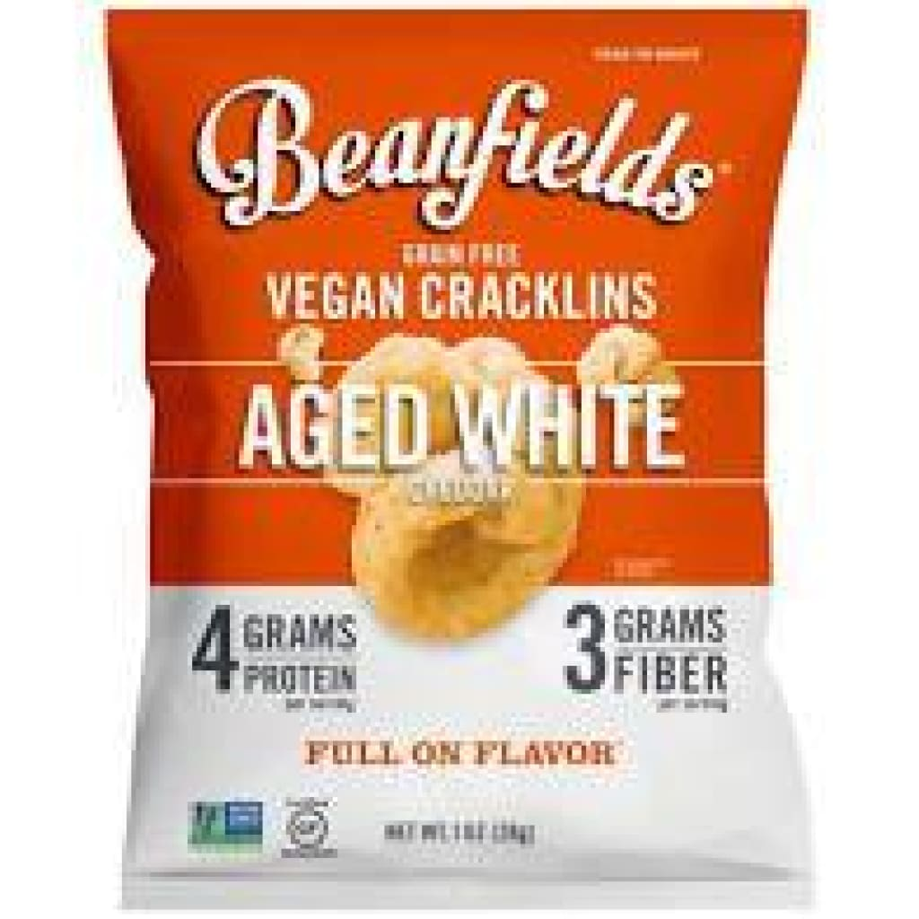 Beanfield Aged White Vegan Cracklins