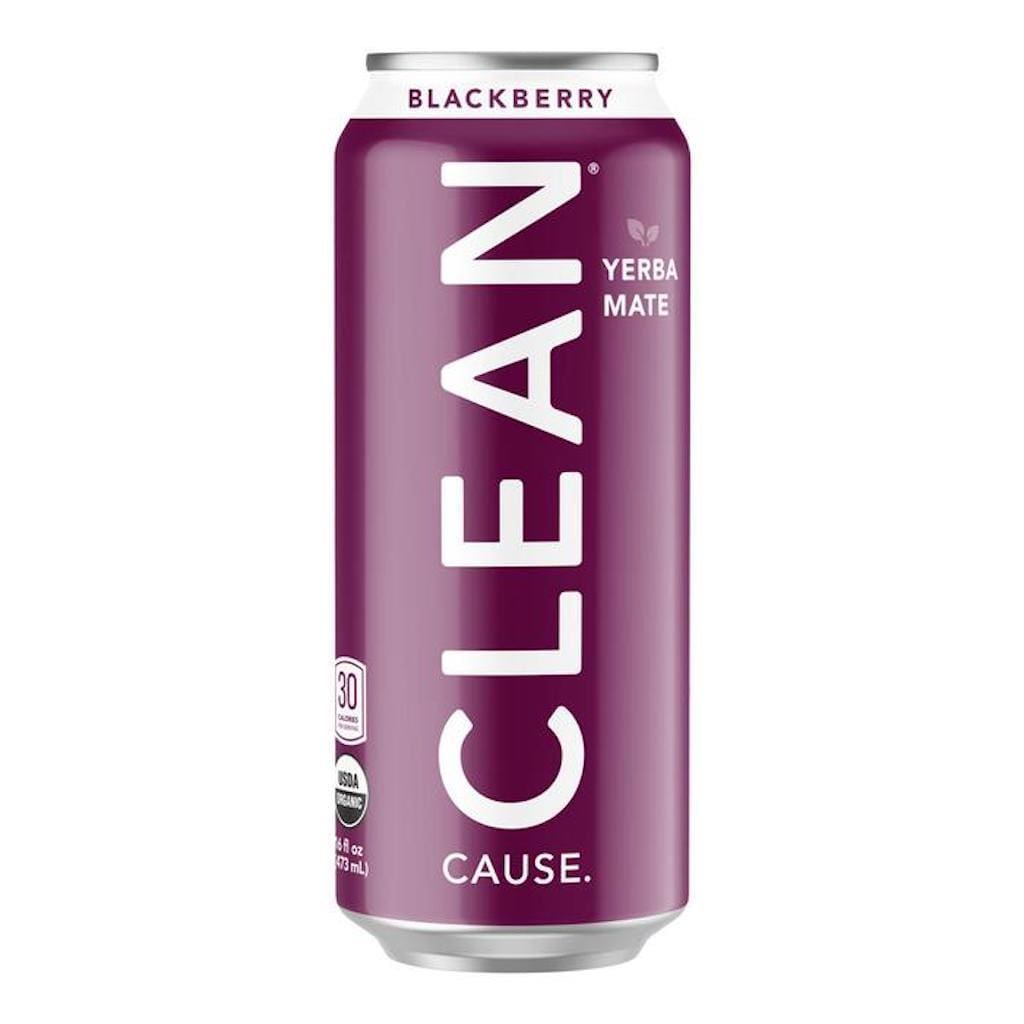 Clean Blackberry Yerba Mate