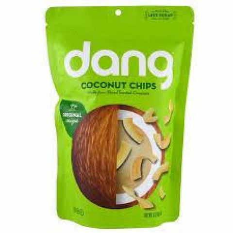 Dang- Lightly Salted Coconut Chips