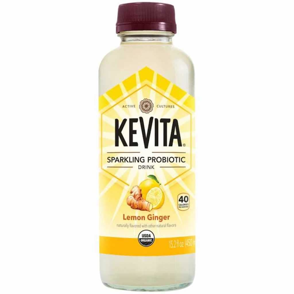 Kevita Sparkling Probiotic Lemon Ginger