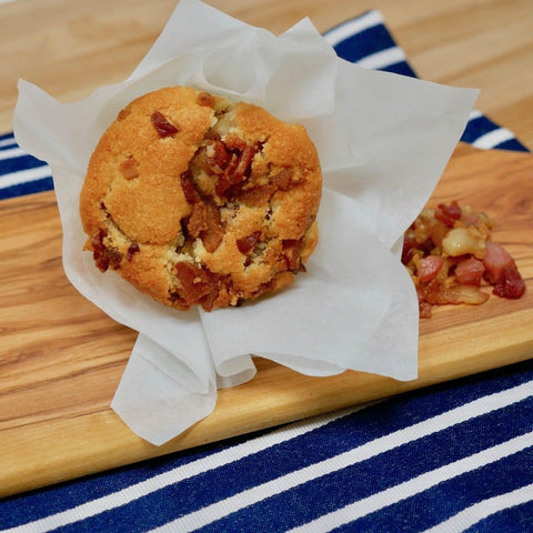 Maple Bacon Pancake Muffin