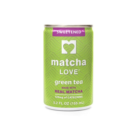 Matcha Love Sweetened