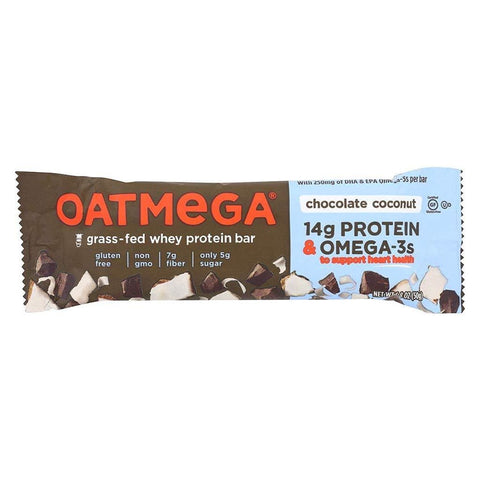 Oatmega Bar Chocolate Coconut