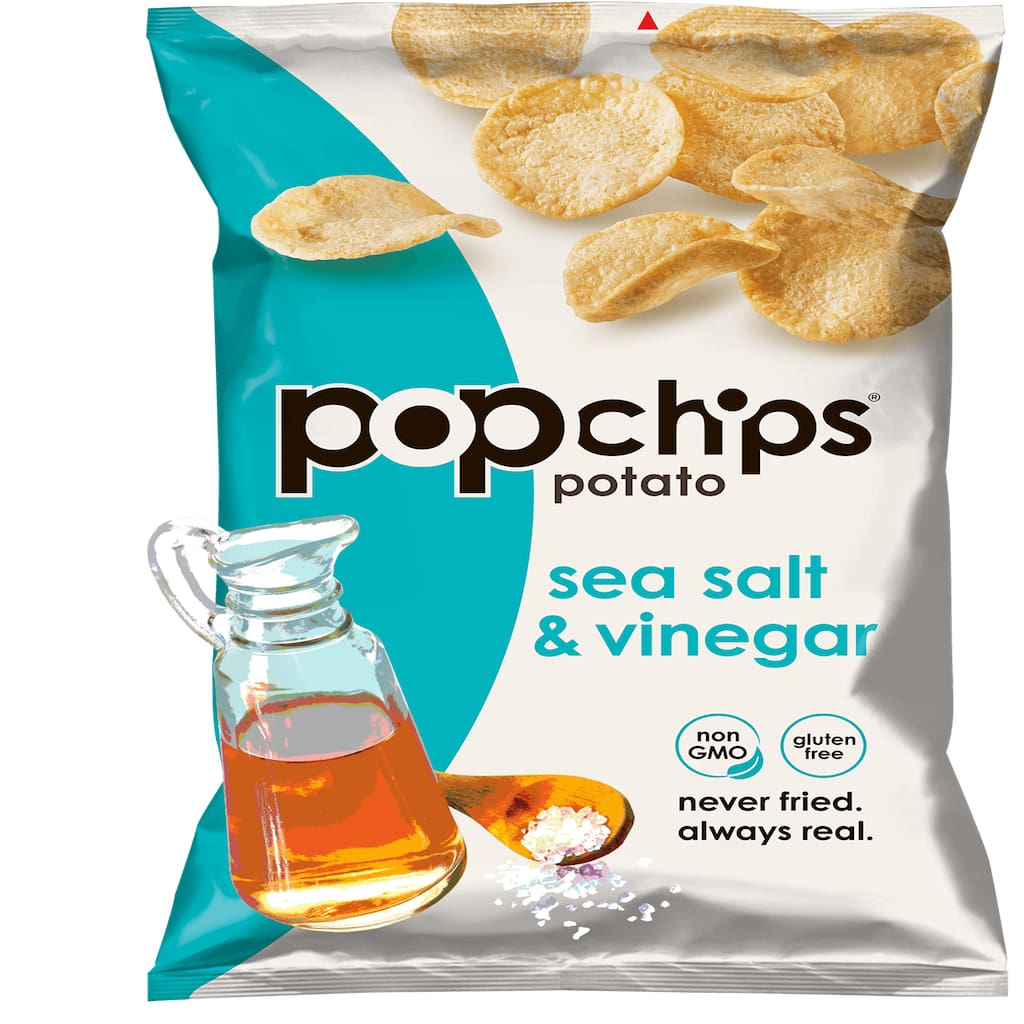 Pop Chips Sea Salt & Vinegar