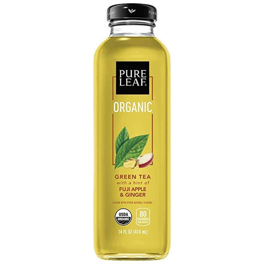 Pure Leaf Organic Fuji Apple & Ginger Green Tea
