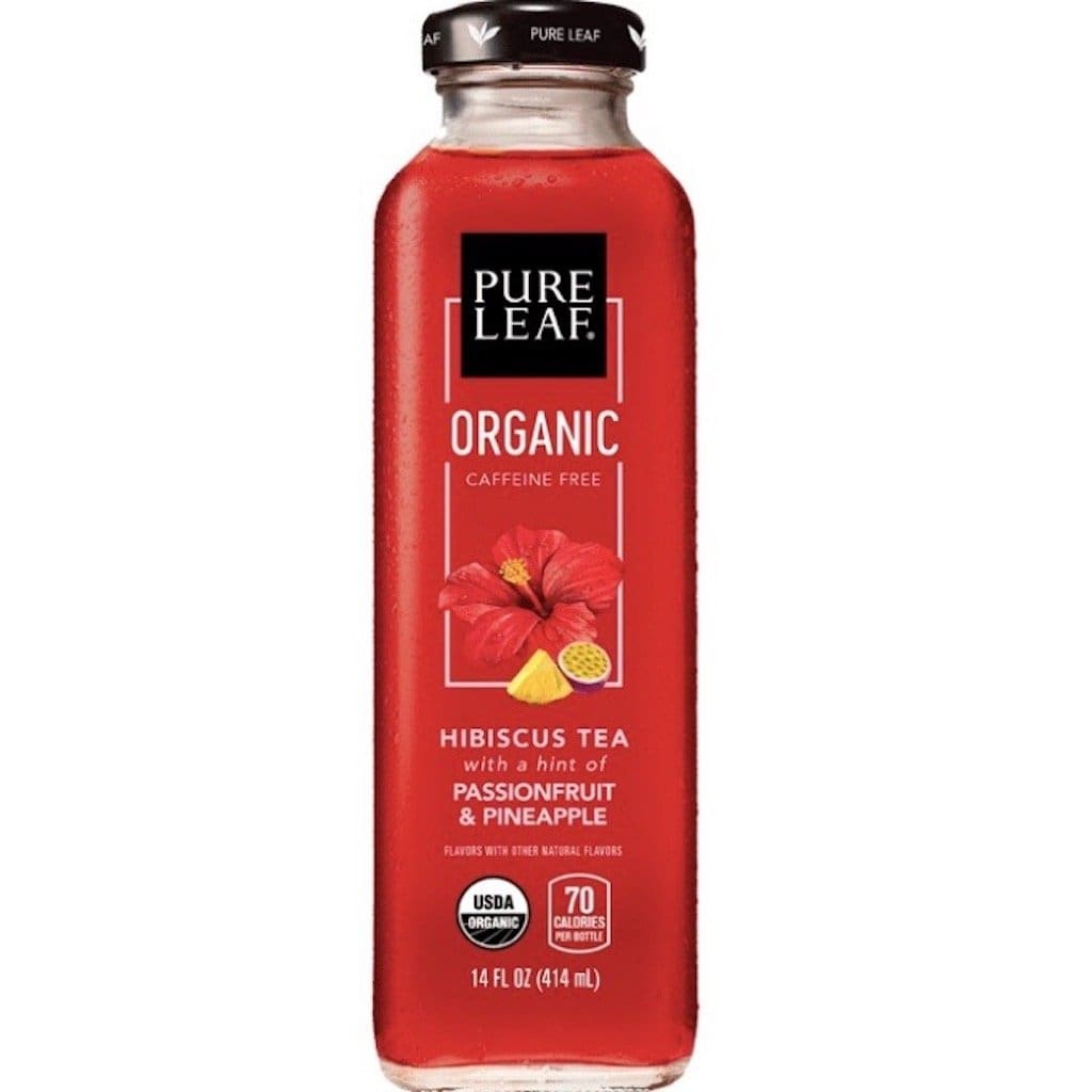Pure Leaf Organic Passionfruit & Pineapple Hibiscus Tea