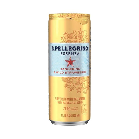 San Pellegrino Tangerine & Wild Strawberry