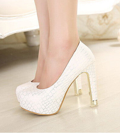 Elegant Thin High Heels