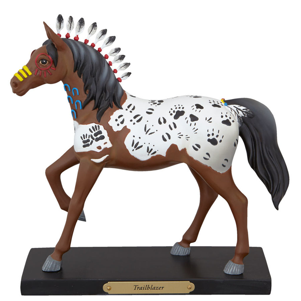 Trailblazer Figurine Trail of Painted Ponies