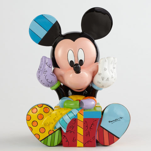 Mickey Birthday Figurine Disney by Britto