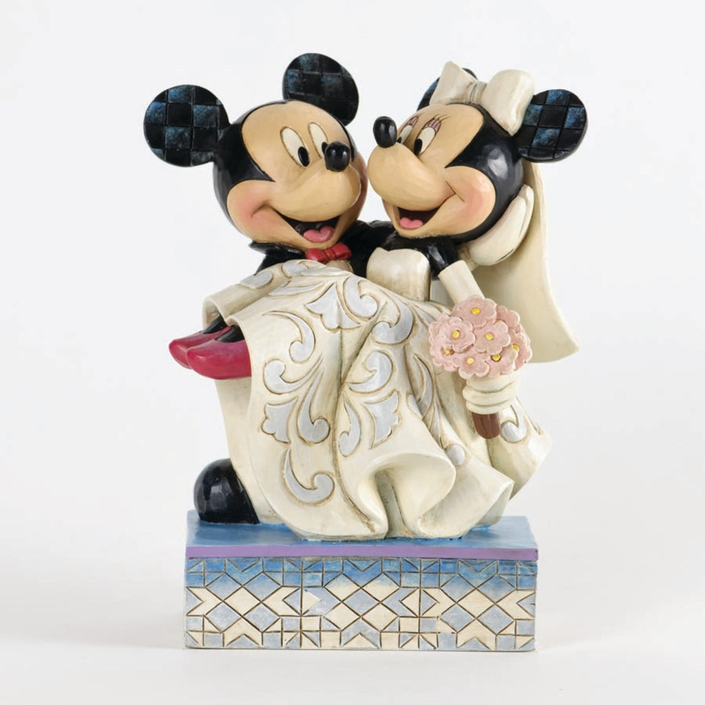 Mickey & Minnie Wedding Disney Traditions