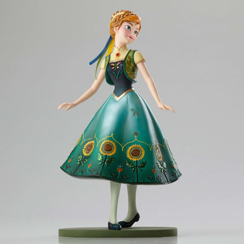 Anna as seen in Frozen Fever Disney Showcase