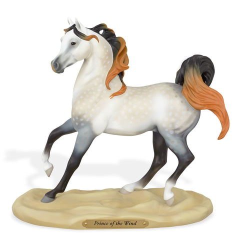 Prince of the Wind Figurine Trail of Painted Ponies