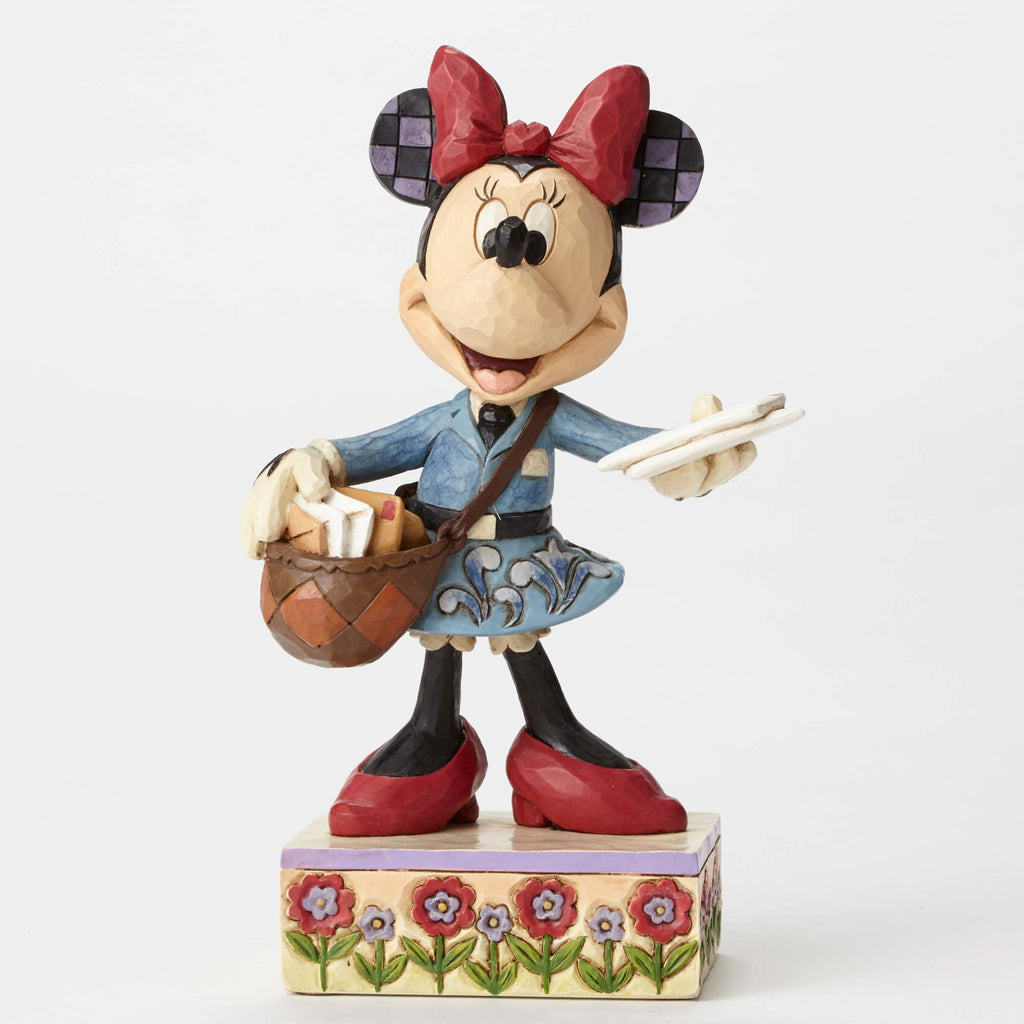 Postal Carrier Minnie Disney Traditions