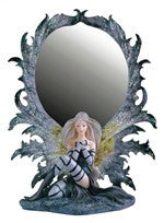 Fairy With Mirror