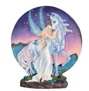 Fairy Dish With Unicorn