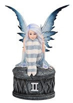 Fairy Trinket Box – Gemini