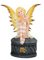 Fairy Trinket Box – Virgo