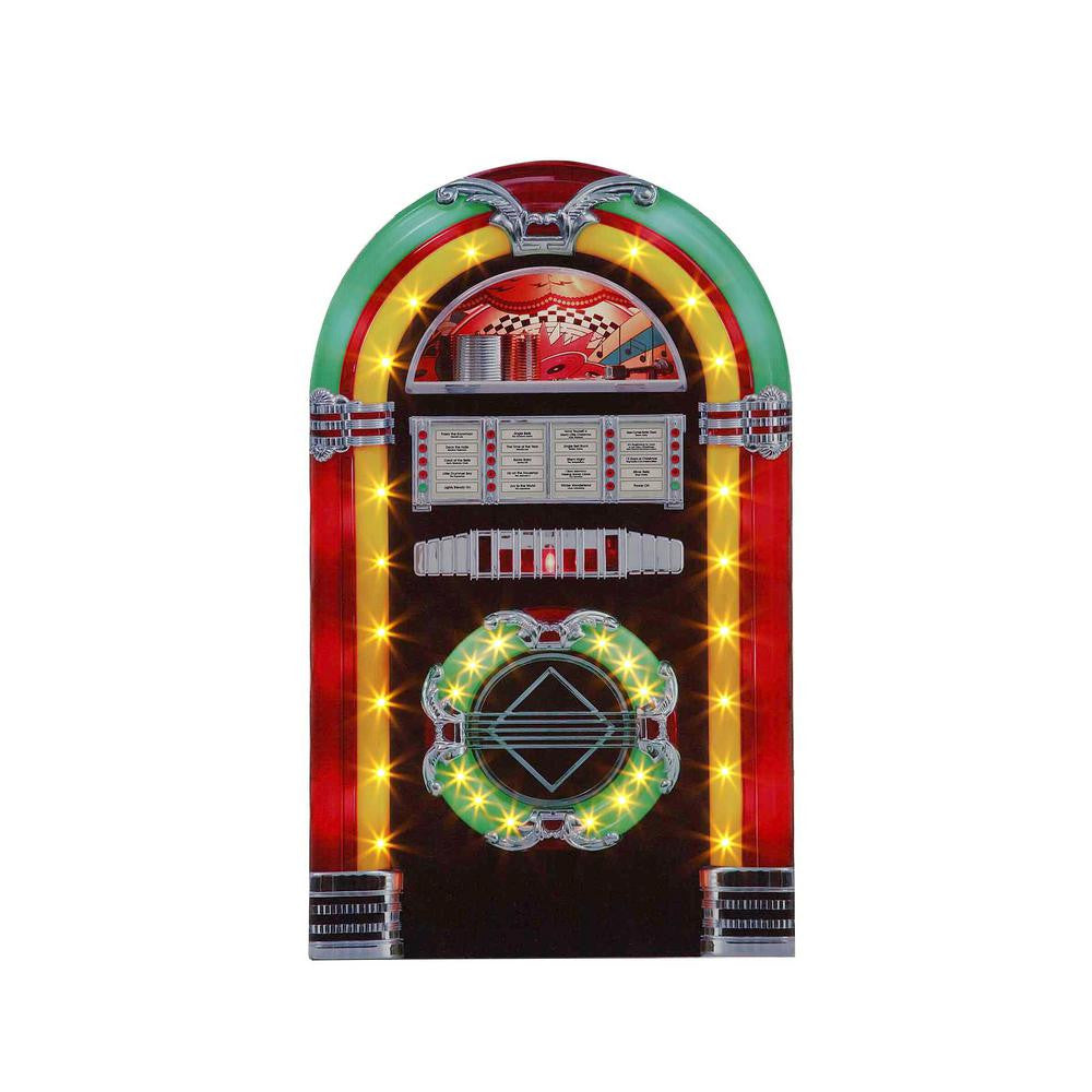 Rock-O-Rama Interactive Jukebox