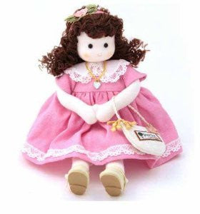 April Diamond Birth Month Musical Doll