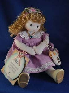 May Emerald Birth Month Musical Doll
