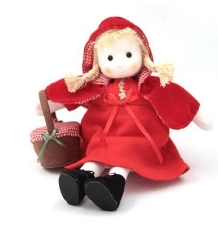 Little Red Riding Hood Musical Doll
