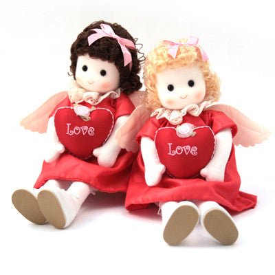 Little Love Angel Musical Doll