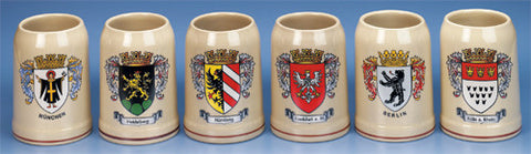 German City Crest Mug