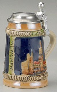 Mini Munchen Stein With Lid