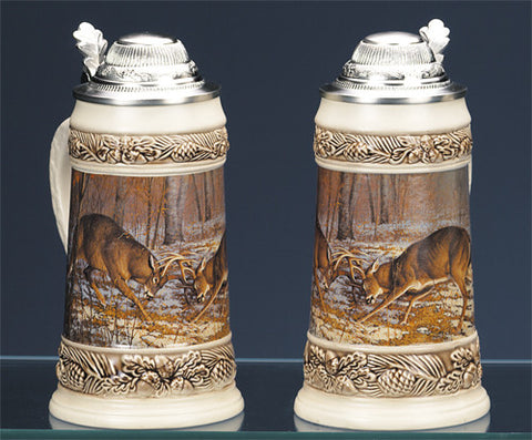 0.5L Clash of the Titans Stoneware Stein