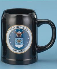 0.5L Air Force Mug