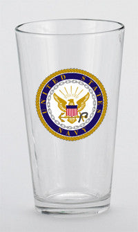 U.S. Navy Mixing Glass Pint
