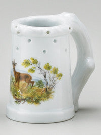 3 oz. Porcelain Mini Puzzle Stein
