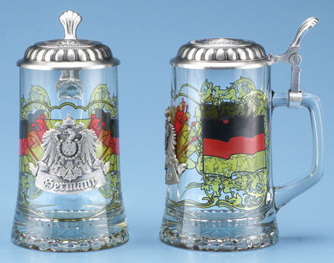 0.4L Germany Glass Stein