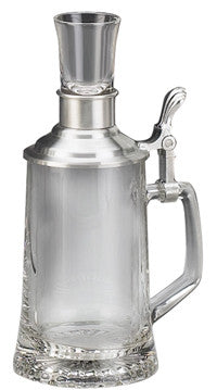 0.4L Father & Son Glass Stein