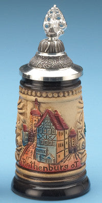 0.13L Rothenburg Rustikal Mini Stein