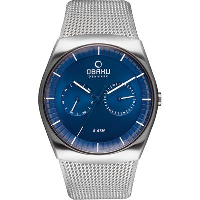 JORD - CYAN Scandinavian Designed Watch By Obaku