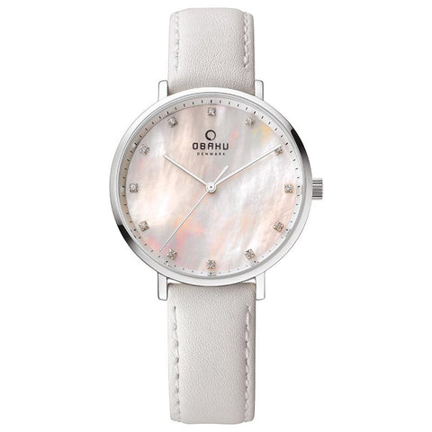 VEST - SNOW Scandinavian Designed Watch By Obaku