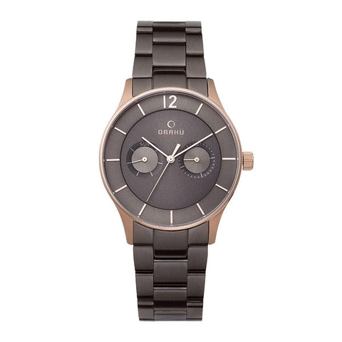 LUFT - CREPE Scandinavian Designed Watch By Obaku
