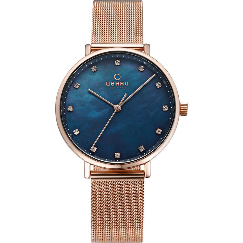 VEST - AZURE Scandinavian Designed Watch By Obaku