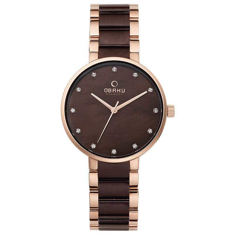 GLAD - NUT Scandinavian Designed Watch By Obaku