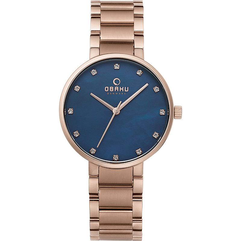 GLAD - LAPIS Scandinavian Designed Watch By Obaku