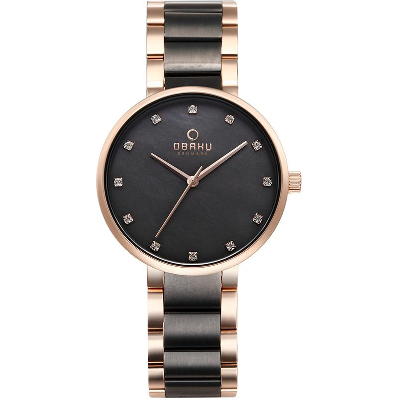 GLAD - CREPE Scandinavian Designed Watch By Obaku