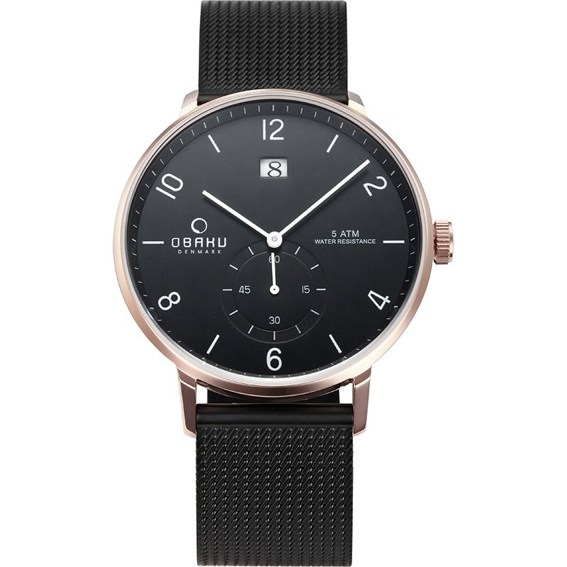 RISLEN - NIGHT Scandinavian Designed Watch By Obaku
