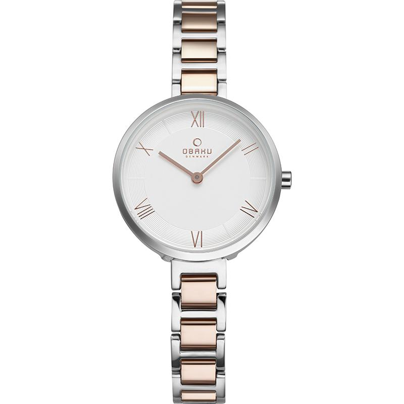 VAND - PEACH Scandinavian Designed Watch By Obaku