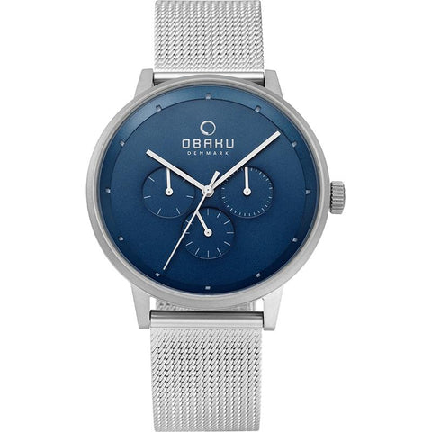 VENLIG - CYAN Scandinavian Designed Watch By Obaku